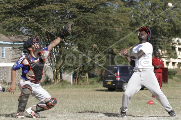 KENYA VS JAPAN NAIROBI BASEBALL CLASSIC 2017 EDITION