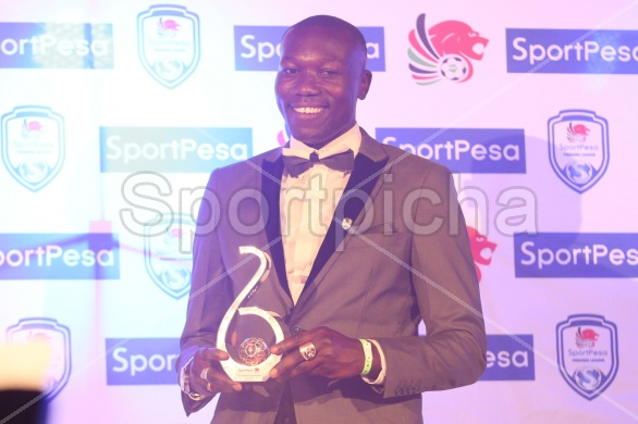 SPORTPESA 2017 FOOTBALLER OF THE YEAR AWARDS