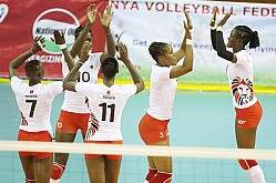 WOMEN UNDER 23 AFRICAN NATIONS VOLLEYBALL CHAMPIONSHIP