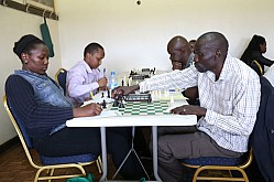 KENYA NATIONAL CHESS LEAGUE