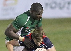KENYA VS HONG KONG RUGBY SERIES