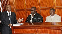 NOCK OFFICIALS IN COURT OVER RIO 2016 SCANDAL