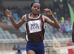 THE NATIONAL POLICE SERVICE TRACK AND FIELD CHAMPIONSHIP 2018