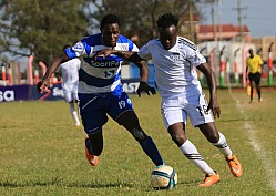 AFC LEOPARDS SC VS NAIROBI CITY STARS FC SPORTPESA PREMIER LEAGUE