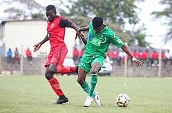 KCB VS KIBERA BLACK STARS