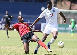KENYA VS UGANDA INTERNATIONAL FRIENDLY