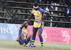 Homeboyz RFC VS Impala Saracens RFC