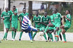 AFC LEOPARDS SC VS SONY SUGAR FC