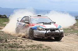 ARC SAFARI RALLY 2018