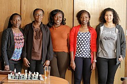 CHESS KENYA TEAM 2016