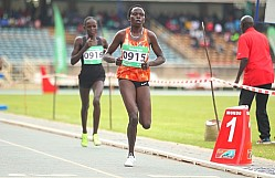 KENYA PRISONS TRACK AND FIELD CHAMPIONSHIPS