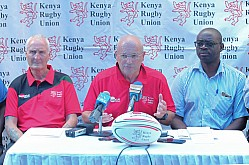 SIMBA COACH IAN SNOOK UNVEILED