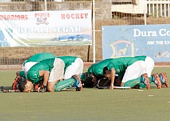 EASTERN VS BUTALI 2016 EDITION OF AFRICA CUP OF NATIONS HOCKEY CHAMPIONSHIP
