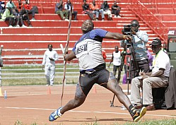 National Police Service Athletics Championships