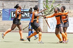 GHANA REVENUE AUTHORITY  VS ORANGE 2017 EDITION OF AFRICA CUP OF NATIONS HOCKEY CHAMPIONSHIP