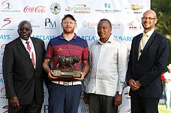 BARCLAYS KENYA OPEN 2016 DAY FOUR
