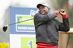 The 2018 KCB Karen Masters tournament