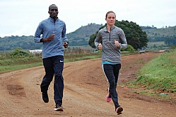 WESLEY KORIR TRAIN FOR RIO OLYMPICS