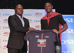 VICTOR MUGUBI WANYAMA NAMED THE MULTICHOICE KENYA BRAND AMBASSODOR