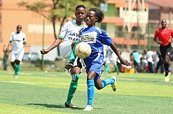 SOCCER QUEENS VS KAYOLE STARLETS -WOMEN PREMIER LEAGUE