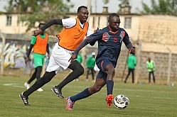 GOR MAHIA FC VS WAZITO FC PRE-SEASON FRIENDLY MATCH