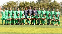 HARAMBEE STARLETS TRAINS FOR CECAFA CHAMPIONSHIP