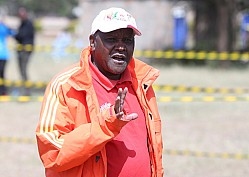 KENYA PRISONS INTER-PROVINCIAL CROSS COUNTRY CHAMPIONSHIP