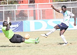THIKA UNITED VS TUSKER FC SPORTPESA PREMIER LEAGUE THIKA