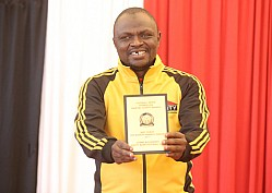 FKF NAIROBI EAST BRANCH AWARDS CEREMONY