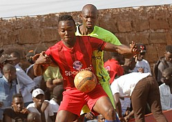 A1000 STREET FC VS PUMWANI UNITED FC 2016 KOTH BIRO TOURNAMENT