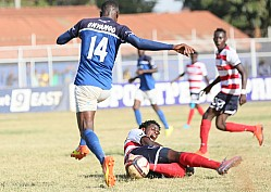 AFC LEOPARDS VS NAKUMATT FC SPORTPESA PREMIER LEAGUE THIKA