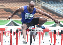 39 EDITION OF KENYA DEFENCE FORCE ATHLETICS CHAMPIONSHIP