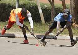CALVARY VS TSUNAMI KENYA FLOORBALL NATIONAL LEAGUE