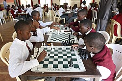 LAUNCH OF CHESS IN SCHOOLS PROGRAM