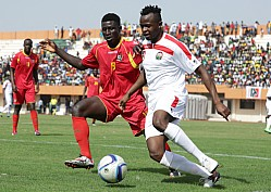 KENYA VS GUINEA BISSAU AFRICA CUP Of NATIONS IN BISSAU
