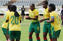 KENYA VS CAMEROON FRIENDLY INTERNATIONAL WOMEN