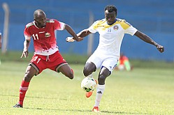 KENYA VS SWAZILAND INTERNATIONAL  FRIENDLY