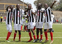 USHURU FC VS KAKAMEGA HOMEBOYZ FC KPL UNDER 20 TOURNAMENT