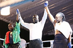 CHARITY MUKAMI VS FLORENCE MUTHONI