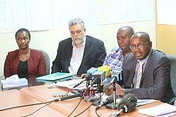 NOCK PRESS CONFERENCE ON COMMONWEALTH GAMES PREPARATION