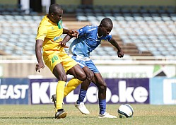 MATHARE UNITED VS KAKAMEGA HOMEBOYZ KENYAN PREMIERL LEAGUE
