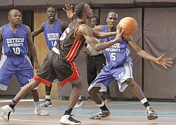 UMOJA VS ZETECH UNIVERSITY KENYA BASKERTBALL  FEDERATION LEGUE