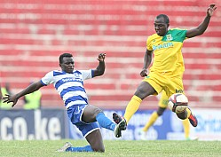 AFC LEOPARDS SC VS MATHARE UNITED FC