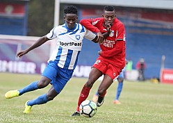 AFC LEOPARDS SC VS BANDARI FC