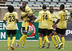 WAZITO FC VS TAVETA SISAL FC GOTV SHIELD TOURNAMENT