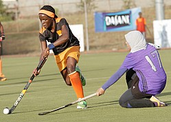WEATHERHEAD VS ORANGE 2016 EDITION OF AFRICA CUP OF NATIONS HOCKEY CHAMPIONSHIP