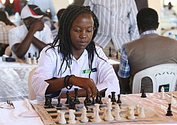 NATIONAL CHESS CHAMPIONSHIP