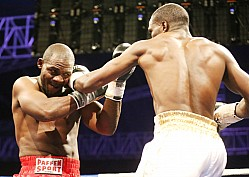 BIGGER THAN LIFE AND KENYA PROFFESSIONAL BOXING