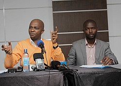 FOOTBALL KENYA FEDERATION PRESS BRIEFING