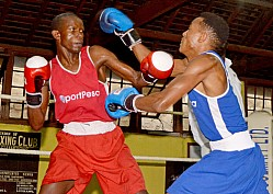 BOXING LEAGUE COMPETITION